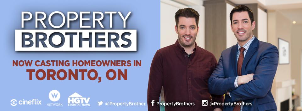 Property Brothers Casting Crane Toronto