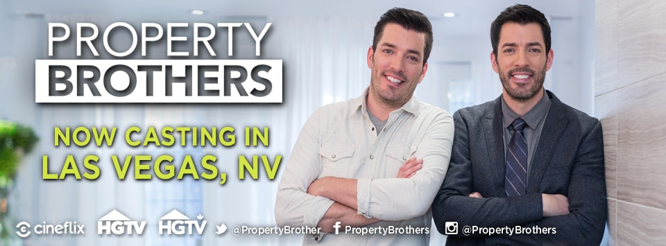 Property Brothers Casting Call
