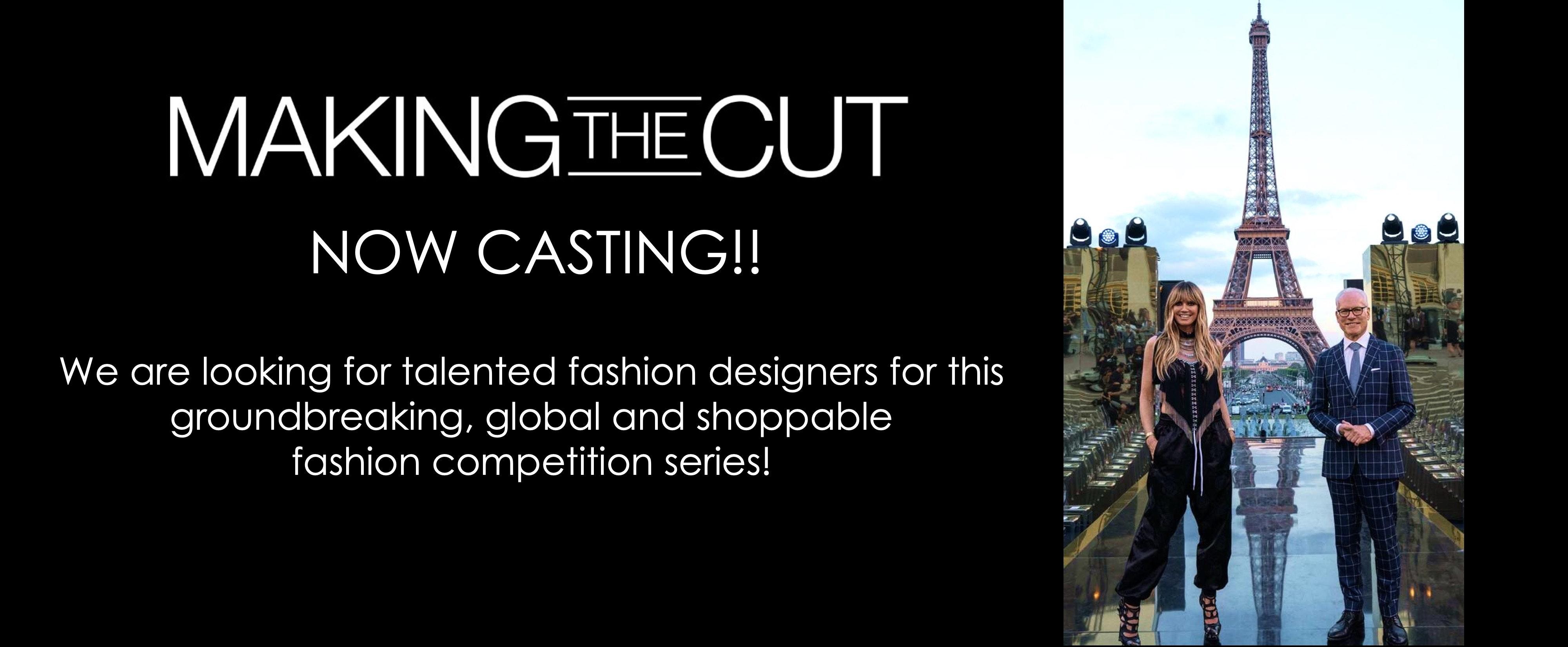 Casting Fashion Designers
